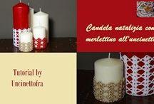 Natale 2014 video-tutorial uncinetto / Raccolta di video tutorial per la realizzazione di decorazioni natalizie all'uncinetto