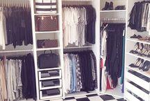 Closet ideas!