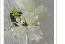 Buttonholes & Corsages For Weddings & Special Occasions