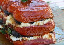 Terrines tomates