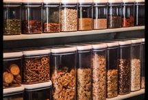 Pantry storage/organisation ideas