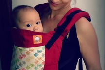 Baby wearing / by Angelia Hudson