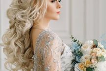 Svadobné účesy