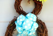 Easter Crafts / by Christa Pitts