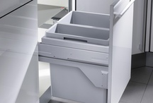 Hailo - Built In Bin Systems / Germany's finest waste separation systems available from us in South Africa.