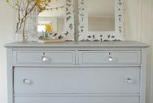furniture makeovers / by Karen Wiejak