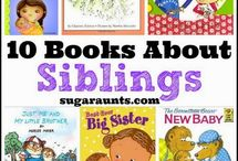 PICTURE BOOKS: New Babies / Books for siblings about to become a big brother/sister.
