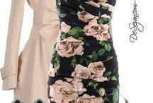 Hochzeitsgast-Kleid