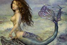 mermaids / by Diana Pearson