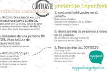 Pretérito Indefinido / Imperfecto