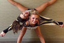 Cheer stunts Catarina wants to try