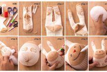 Knuffels maken