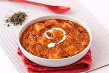 Paneer curry