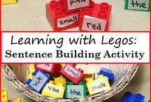 Sentence Building Activities Kindergartens