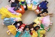 prinssessa nukkeja