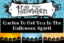 Halloween Quotes To Get You In The Halloween Spirit