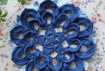 編み モチーフ