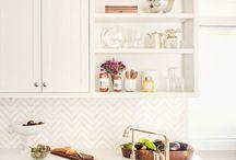Marmion - Kitchen / by Emily LeCras