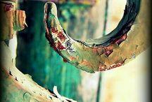 Rust - Wear and Tear