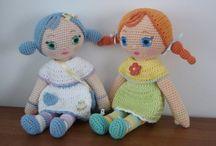 Amigurumi: dolls / by Helen Radionova