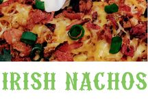 irländsk pub mat ide