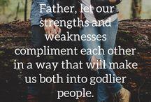 Godly relationship