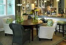 Kitchen/Dining Room Ideas