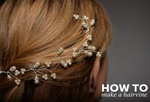 Bridal jewellery to make