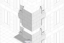 Plans & Details - Details of Facades