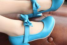 vintage fashion shoes