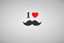 i ♡ mustache