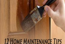 Home Maintenance / All things to help you maintain your most valuable asset, your home!