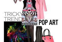 Contest entries - 078 - Tricky trend - pop art