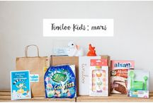 Mars 2016 - Box créative KIDS 3-9 ans