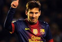 Football, Barcelona, Messi