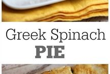 Greek Pies