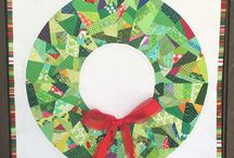 Holiday Quilts- Christmas