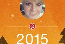 Toni's 2015; this will be my year! / by Toni Blackwell