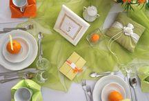 Zaproszenia ślubne - inspiracje wiosenne / Zaproszenia ślubne i papeteria w kolorach wiosny, inspirowane wiosennym przebudzeniem przyrody i nawiązujące do radości i entuzjazmu, towarzyszącym wkraczaniu w okres kwitnienia i nowego początku.