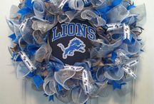 Detroit Lions  / by Brianna Wiedmayer