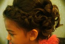 Pageant and dance hair / by Cora Sanders
