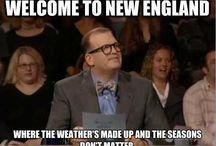 New England Humor