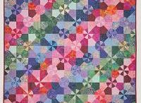 Patchwork quilt design