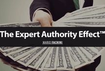 The Expert Authority Effect™ / How to Make Clients Chase You VS You Chasing Them  www.ExpertAuthorityEffect.com