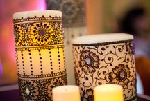 Mendhi Night Decor