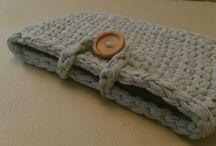 Bolsos crochet trapillo / Creaciones de trapillo