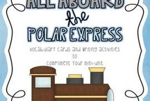 Polar Express Unit / by Marie Hurley