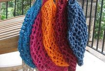 crochet and knitted patterns