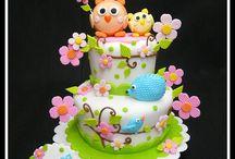 Cakes - Owls / by Debra Richter-Silnicki