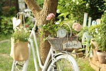 Wedding Bikes.